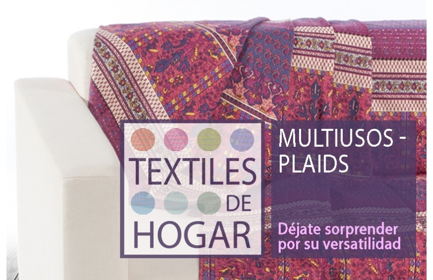Multiusos - Plaids